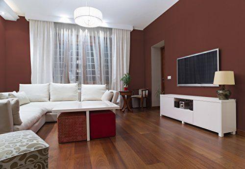 Tempaint Removable Peel And Stick Paint Venetian Brick Venetian Brick Easy Crown Molding Dark Red Wallpaper