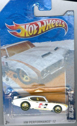 Hot Wheels Performance 12 Olds 442