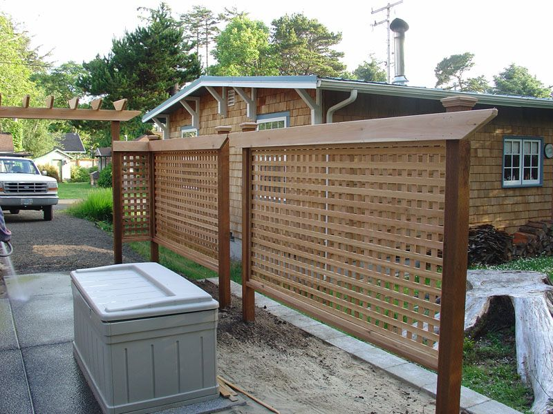 deck fence blanca pinterest fences decking and