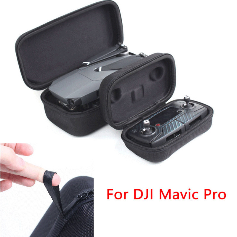 Practical Remote Control Strorage Cover Carry Travel Case Bag Box For DJI SPARK