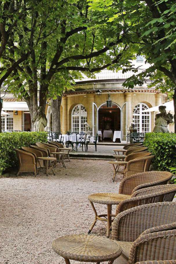 This modern hotel with manicured gardens is on the outskirts of charming Aix-en-Provence. Hotel Le Pigonnet (Aix-en-Provence, France) - Jetsetter
