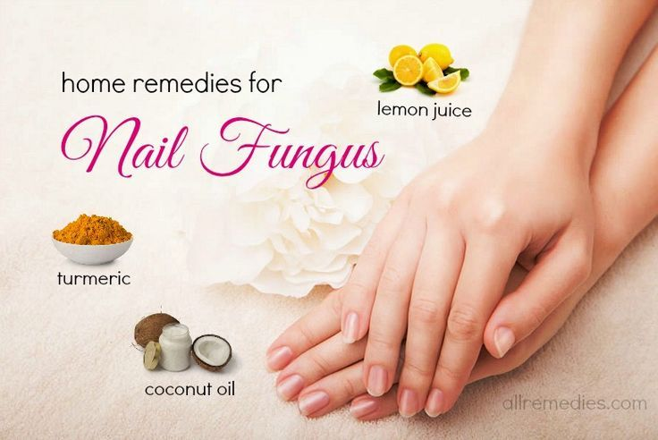 Natural Ways To Treat Nail Fungus