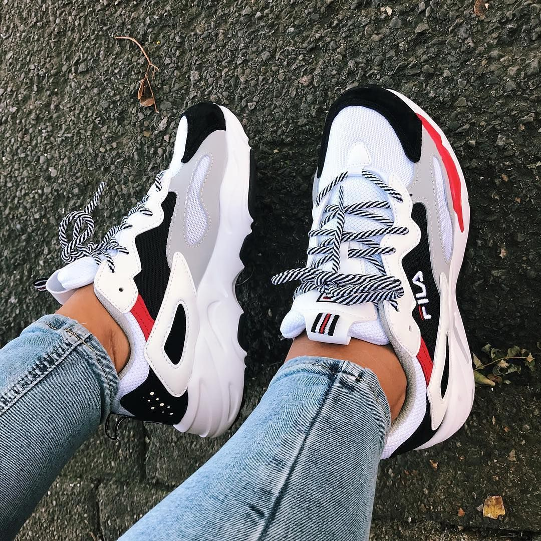 "SneakCorner on Instagram: ""Fila Ray Tracer ..."