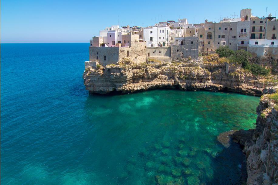 Meet Bari The Tiny Pocket Of Italy