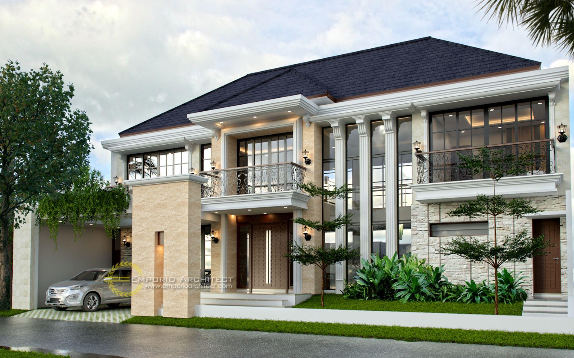 Jasa Arsitek Desain Rumah Bapak Ardi Yogyakarta Jasa Arsitek
