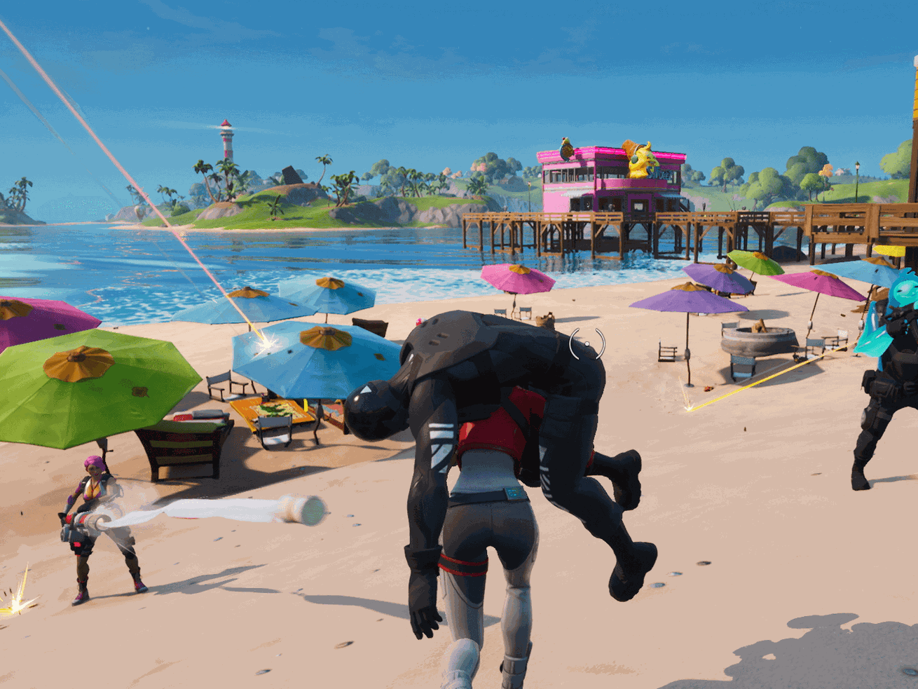 Fortnite Just Became A High School And College Sport Here S How It Works Epic Games Fortnite Epic Games Fortnite