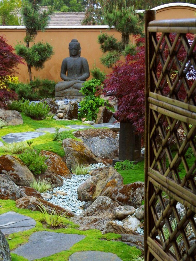 ▷ 1001+ conseils pratiques pour une déco de jardin zen - petit jardin japonais interieur