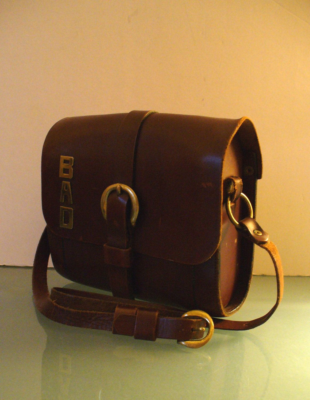09374cbb8e9e Vintage Thom Hird Leather Purse by TheOldBagOnline on Etsy