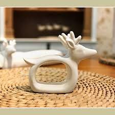 Resultado de imagem para argolas para guardanapos ceramica