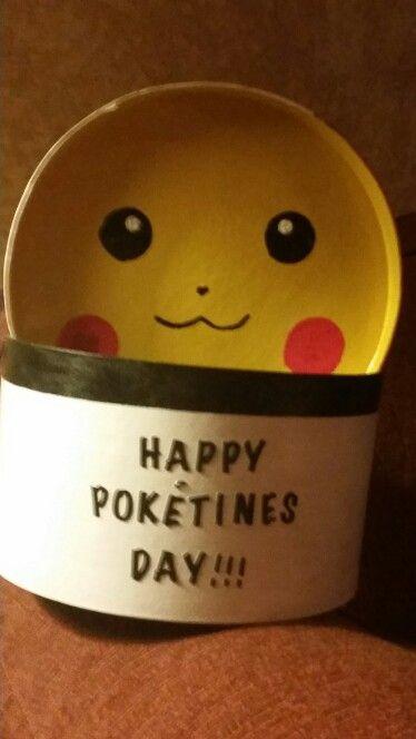 Pokemon Valentines Box