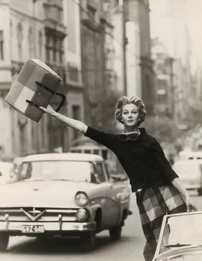 Helmut Newton 1960. Love Vintage Photography