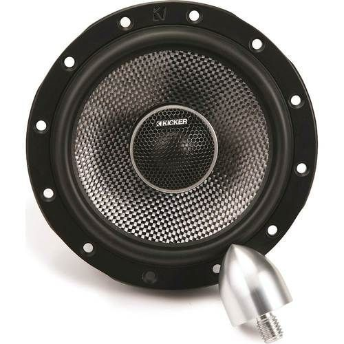 KICKER - QS Series 6-1/2 2-Way Component Speakers with Polypropylene Cones (Pair) - Black #componentspeakers KICKER - QS Series 6-1/2 2-Way Component Speakers with Polypropylene Cones (Pair) - Black #componentspeakers KICKER - QS Series 6-1/2 2-Way Component Speakers with Polypropylene Cones (Pair) - Black #componentspeakers KICKER - QS Series 6-1/2 2-Way Component Speakers with Polypropylene Cones (Pair) - Black
