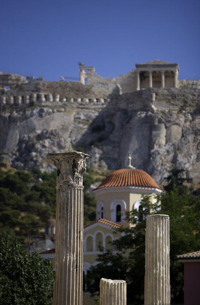 Athens Antiquities Acropolis Athens greece and Athens