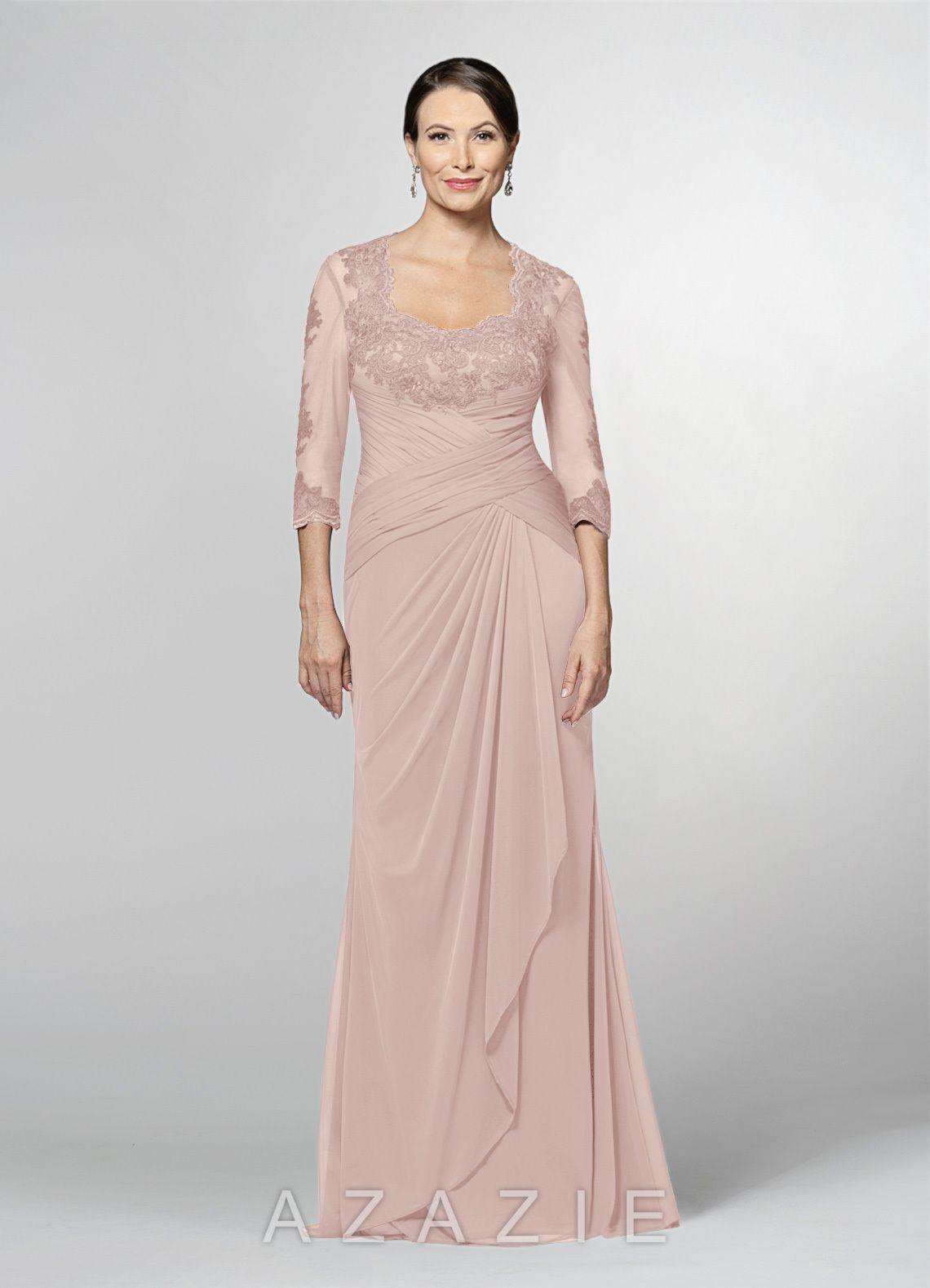 ea47b847ed422 Azazie Camilla MBD Mother Of The Bride Dress - Grape | Azazie