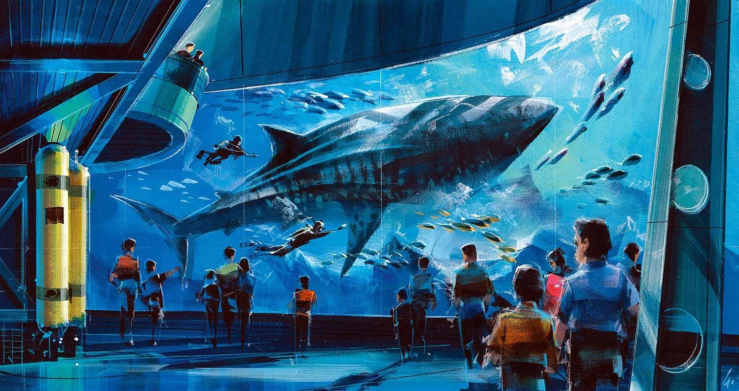Fish aquarium in jeddah - Georgia Aquarium Atlanta Georgia Usa