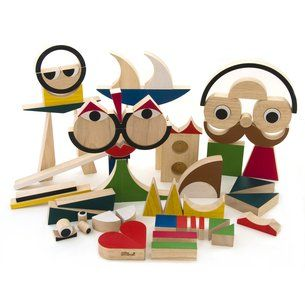 Wood Goods For Kids