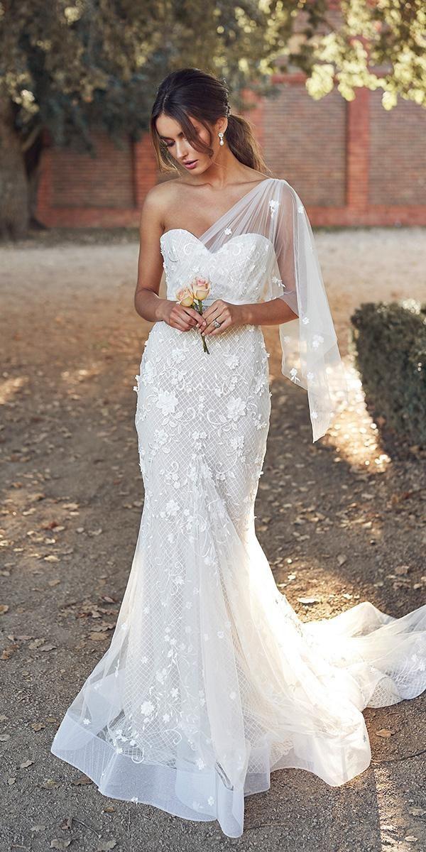 21 Sweetheart Mermaid Wedding Dresses | Wedding Dresses Guide