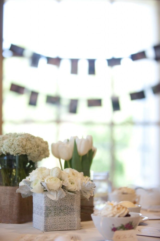 Bridal showers for 2nd weddings