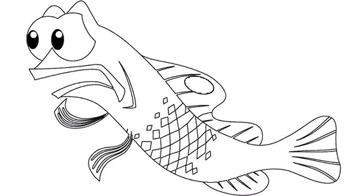 Gurgle Finding Nemo Coloring Pages Nemo Coloring Pages