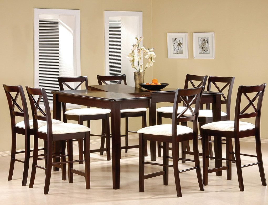 Paint Colours With Mahogany Dining Room Furniture  Google Search Endearing Tall Dining Room Sets Design Decoration