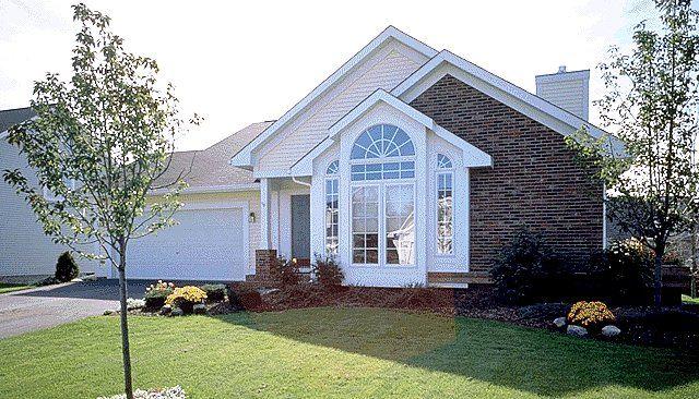 Fachada americana casas estilo americana casas for Casas americanas fachadas
