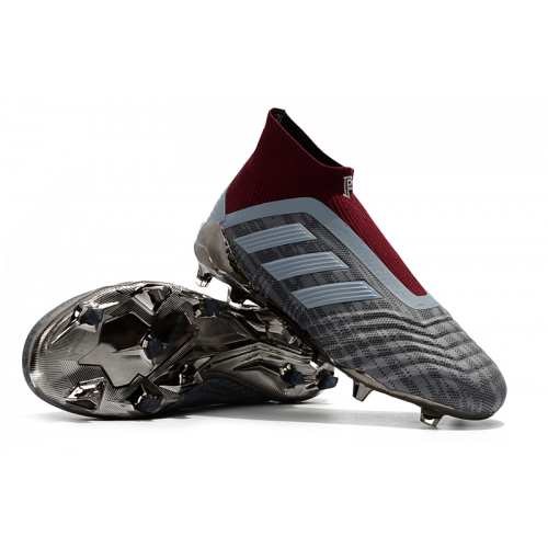 76053aab9793 AD Paul Pogba Predator 18+ Without Latchet FG-Gray… | Soccer ...
