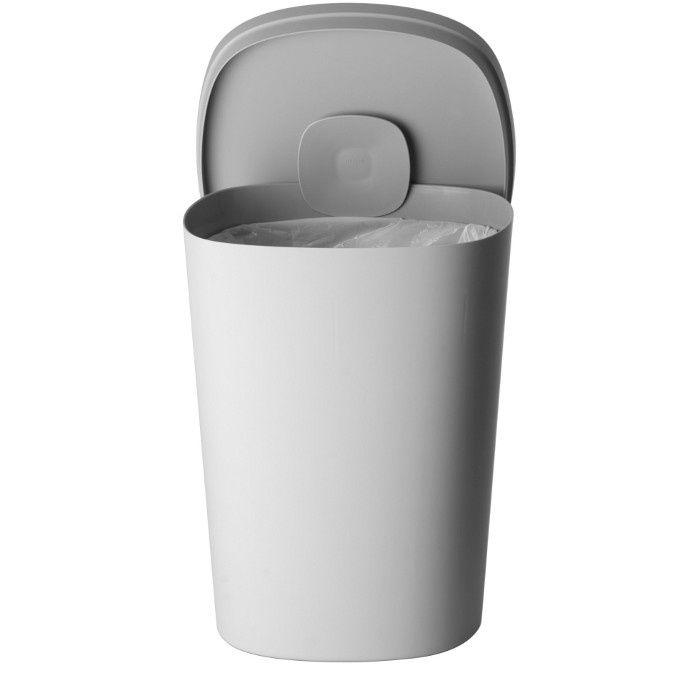 Hideaway Trash Can Found4you De Design Online Shop Eimer Mit Deckel Deckel