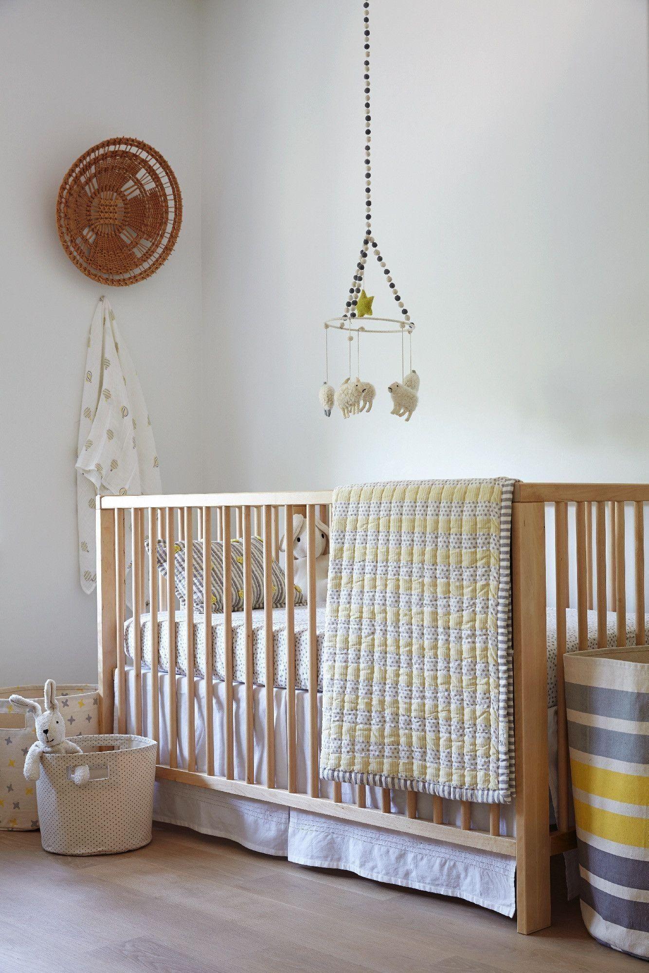 Crib Decoration Ideas Luxury Natural Wood Decor Ideas For Your Nursery You Ll Love In 2020 Crib Decoration White Crib White Crib Skirt