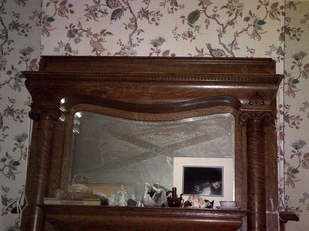 Antique Fireplace Mantels Antique Tiger Oak Fireplace Mantel