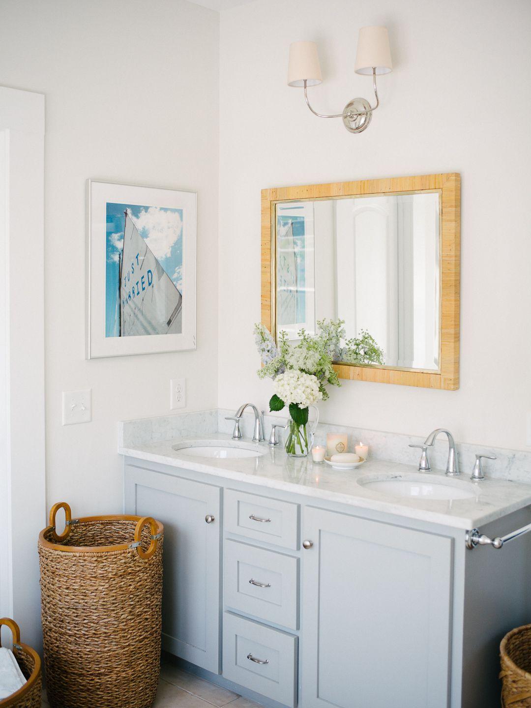 A Perfect Bathtime With Serena Lily Coastal Bathroom Decor