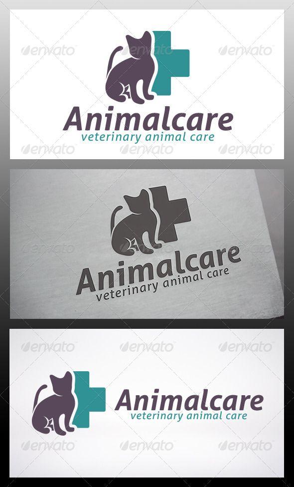 Animal Care Logo Pet Branding Animal Logo Animal Logos Dog