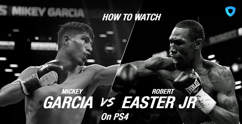 check out this post in how you can stream garcia vs