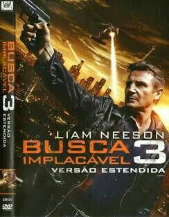 Busca Implacavel 3 Liam Neeson Brazil Movie Busca Implacavel 3