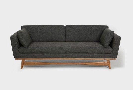 Sofa 50 S Antracita