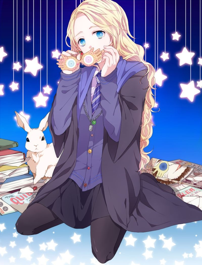 Luna Lovegood 1606636 Zerochan Harry Potter Artwork Harry Potter Anime Harry Potter Drawings
