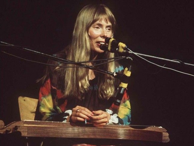 Why Joni Mitchell Is More Than Just An Incredible Musician