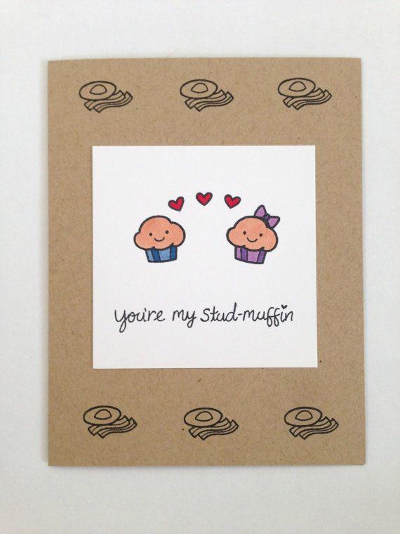 Valentine Card Funny Boyfriend Card Boyfriend Anniversary Card