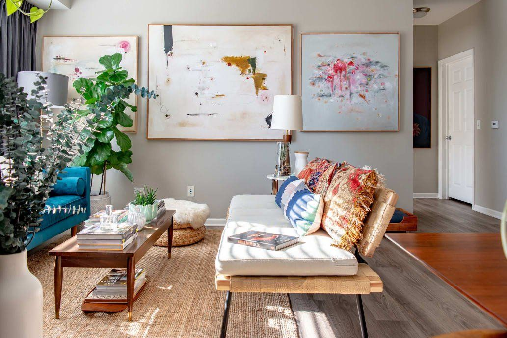 This Artist S Home Is In A Sunny Chicago Suburb Rental Open