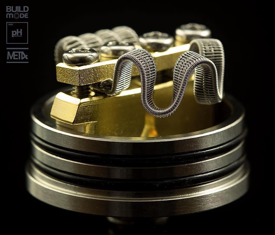 how to build coils for rda