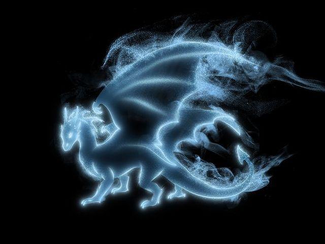 What Is Your Patronus Harry Potter Patronus Harry Potter Dragon Patronus Art