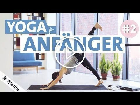 Yoga für Anfänger 30 Minuten Vinyasa Yoga für Zuhause Mady Morrison
