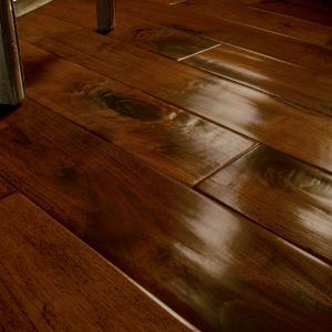 Rubber Flooring That Looks Like Wood Planks