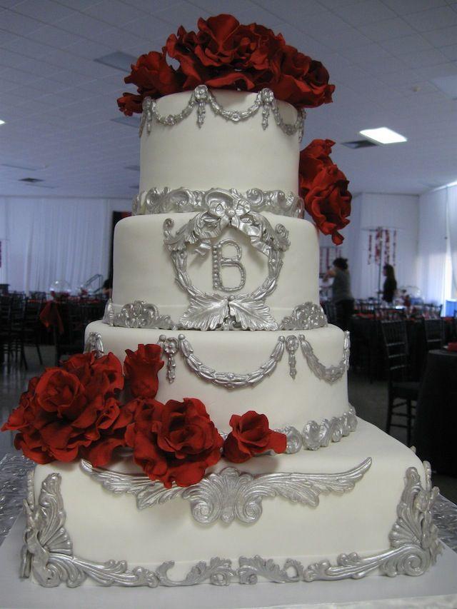 Wedding Cake Nashville Extravagant Luxury Opulent Lavish Vicki Nashvillewedding