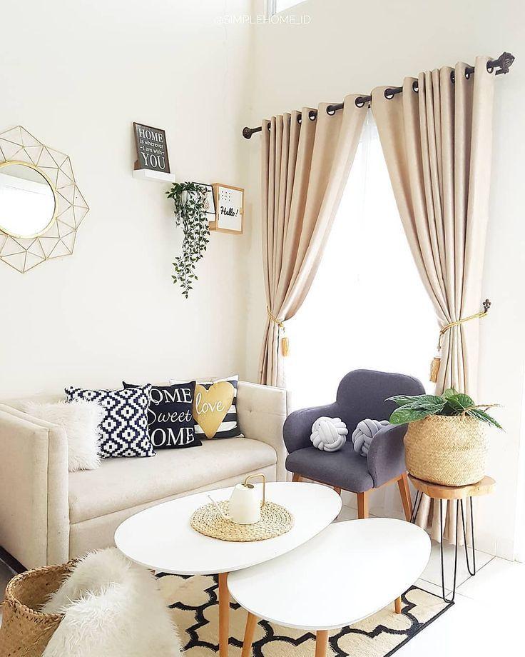 Ide Desain Interior Ruang Tamu Kecil Minimalis Desain Interior Ide Ruang Keluarga Warna Ruang Tamu