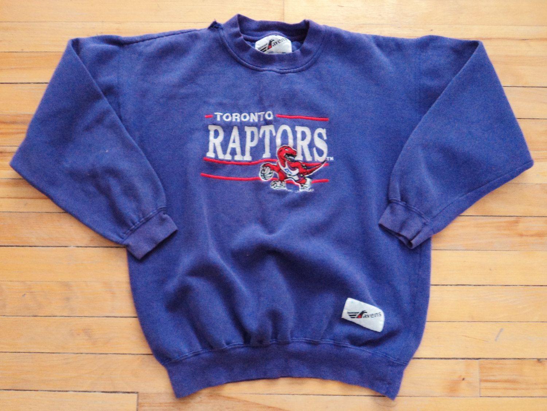 c3c4a4225 Vintage Toronto Raptors Medium Ravens Crewneck Sweater NBA VTG by  StreetwearAndVintage on Etsy