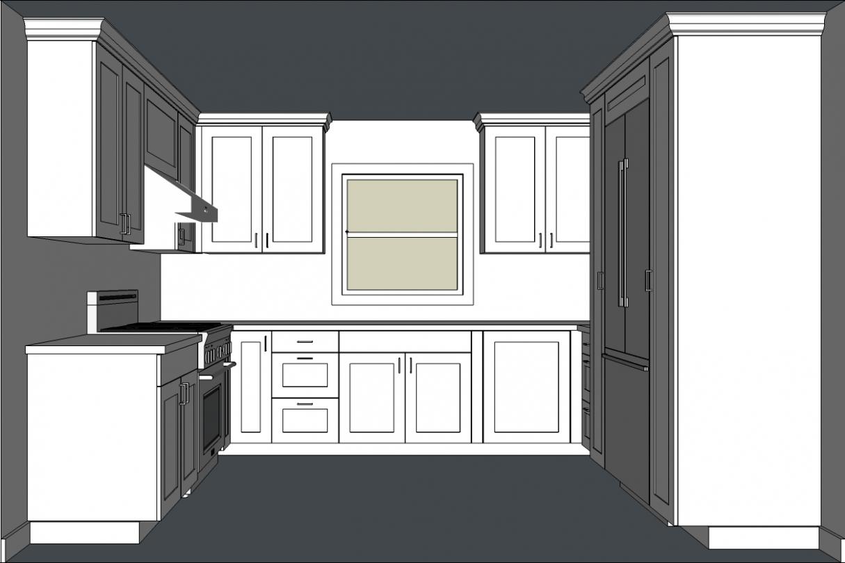 37+ Sketchup kitchen info