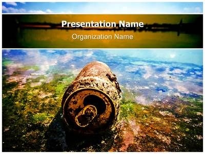 Water Pollution Powerpoint Template is one of the best PowerPoint ...