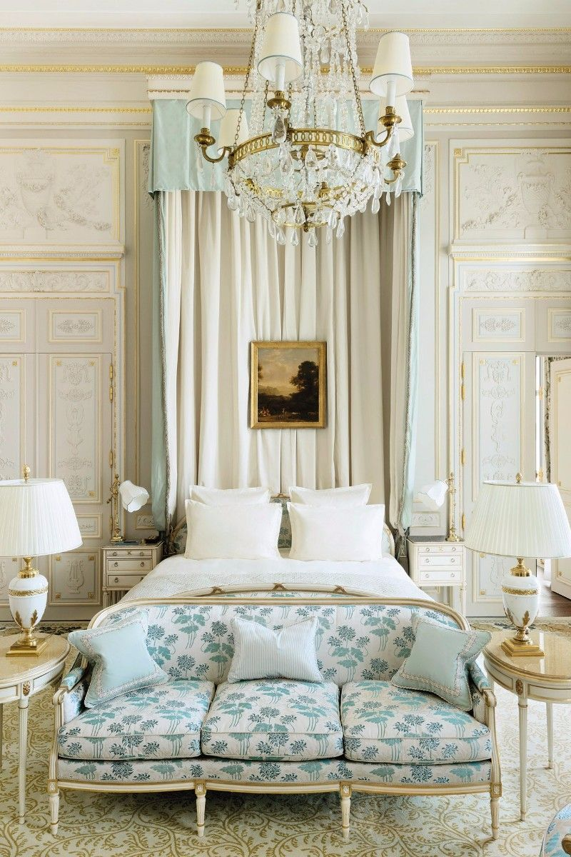 master bedroom in french