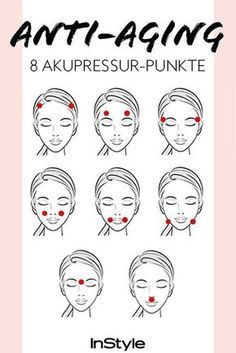 Photo of Acupressure against wrinkles: If you press these 8 points, the …