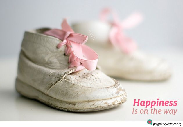 """""""Happiness Is on the way"""" - Best Happy Pregnancy Quotes. # ..."""